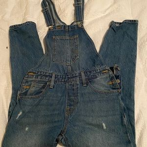 Size small Levi Overalls never worn